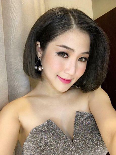 Khong con nhan ra Huong Tram truoc va sau khi thay doi nhan sac - Anh 7