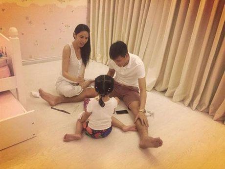 Thuy Tien 'noi doa' khi con gai bi che bai, miet thi - Anh 3