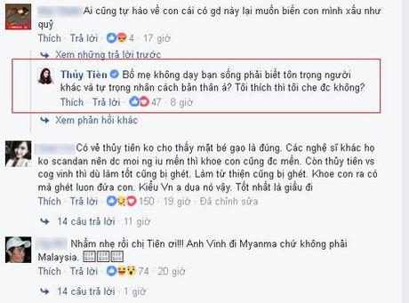 Thuy Tien 'noi doa' khi con gai bi che bai, miet thi - Anh 4