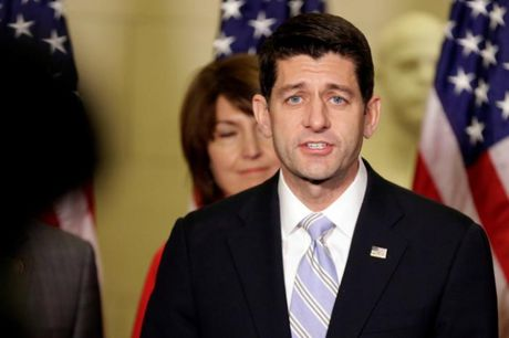 Ong Paul Ryan duoc tai de cu lam Chu tich Ha vien duoi thoi Trump - Anh 1