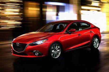 Vina Mazda tiep tuc trieu hoi hon 16.000 xe Mazda3 - Anh 1