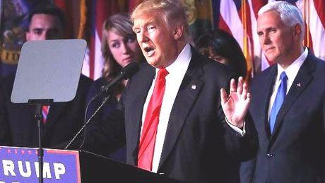 Nhung anh huong khi Trump len lam tong thong - Anh 1