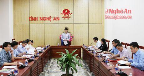 Nam 2020: Nghe An phan dau xuat khau hang hoa sang 120 nuoc, vung lanh tho - Anh 1