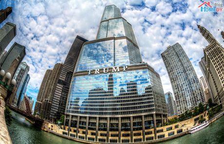 Cuoc song biet lap cho doi Donald Trump trong Nha Trang - Anh 1