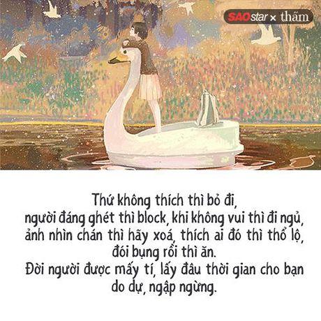 The nao moi la biet cach yeu chinh ban than minh? - Anh 1
