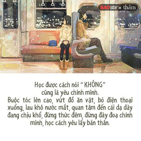 The nao moi la biet cach yeu chinh ban than minh? - Anh 8