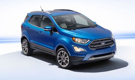 Ford EcoSport 2018 co dong co 2.0, dan dong 4 banh - Anh 1