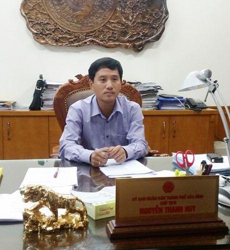 TP Hoa Binh: Quyet tam tro thanh vung kinh te dong luc - nang dong - Anh 1