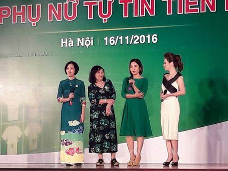 100 phu nu duoc ton vinh voi giai thuong Phu nu tu tin tien buoc - Anh 3