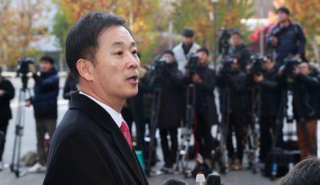 Phe doi lap Han Quoc tong tan cong ba Park - Anh 1