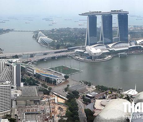 Singapore, Malaysia len tieng ve TPP - Anh 1