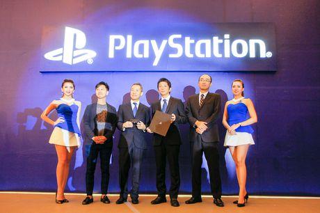 PlayStation 4 moi ra mat tai Viet Nam - Anh 1