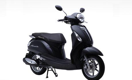 Hon 110.000 xe may Yamaha Nozza Grande bi trieu hoi - Anh 1