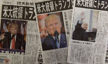 Trump- Abe dap tat su lo so cua dong minh chau A - Anh 1