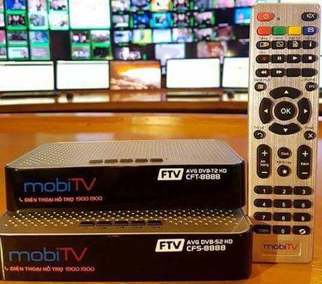 MobiTV xa hoi hoa cung cap dau thu truyen hinh so - Anh 1