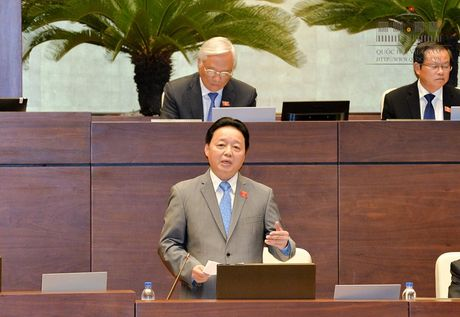 Nhieu lanh dao Bo TN&MT phai kiem diem vu Formosa - Anh 1