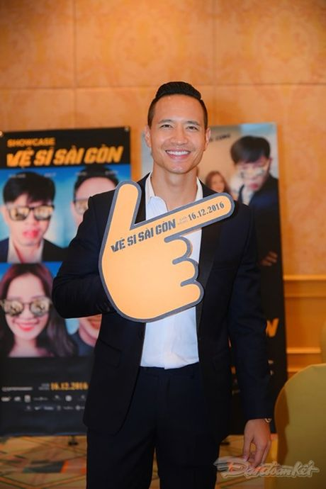 'Ve si Sai Gon' banh bao trong showcase hoanh trang tai Ha Noi - Anh 2