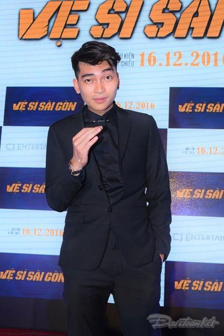 'Ve si Sai Gon' banh bao trong showcase hoanh trang tai Ha Noi - Anh 4