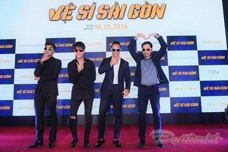 'Ve si Sai Gon' banh bao trong showcase hoanh trang tai Ha Noi - Anh 6