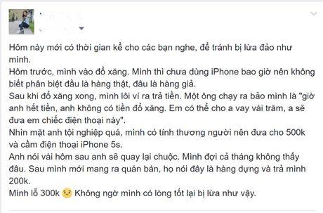 Can trong chieu lua ban iPhone nhat duoc gia sieu re - Anh 2