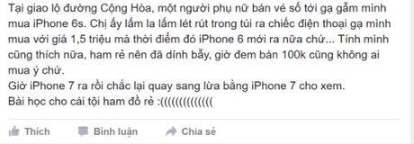 Can trong chieu lua ban iPhone nhat duoc gia sieu re - Anh 3