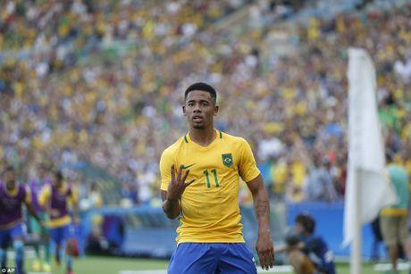 Gabriel Jesus - truyen nhan Ro beo phuc hung Brazil? - Anh 1