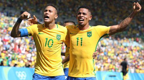 Gabriel Jesus - truyen nhan Ro beo phuc hung Brazil? - Anh 3
