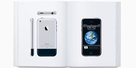 Apple phat hanh sach 20 nam thiet ke san pham - Anh 1