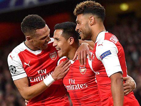Arsenal khong con la 'nhung dua tre nha Wenger' - Anh 1