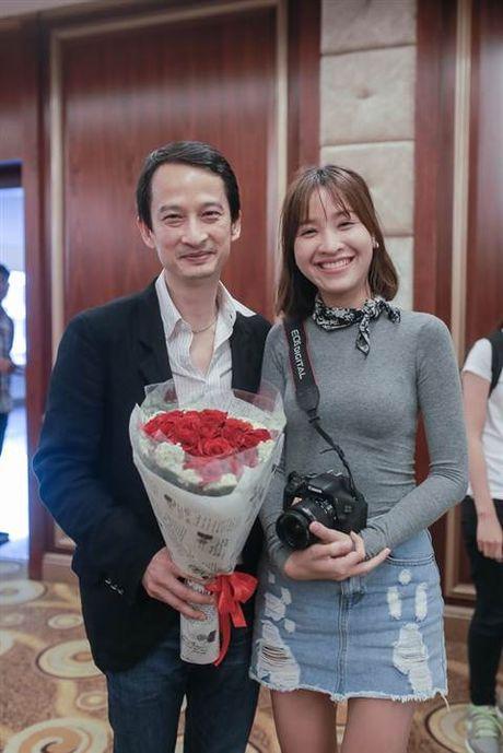 Minh tinh Han Quoc Moon Sori toi Viet Nam day dien xuat - Anh 13