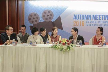 Minh tinh Han Quoc Moon Sori toi Viet Nam day dien xuat - Anh 2