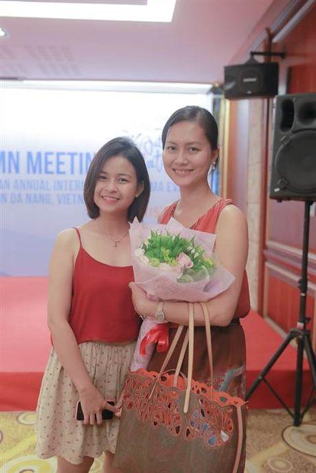 Minh tinh Han Quoc Moon Sori toi Viet Nam day dien xuat - Anh 4