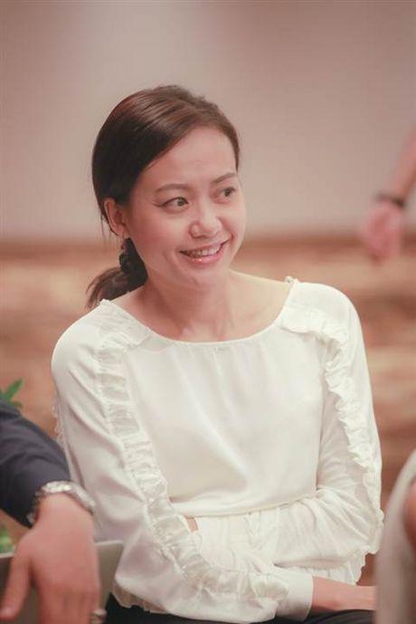 Minh tinh Han Quoc Moon Sori toi Viet Nam day dien xuat - Anh 5