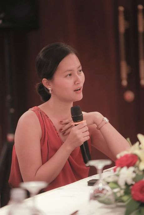 Minh tinh Han Quoc Moon Sori toi Viet Nam day dien xuat - Anh 6