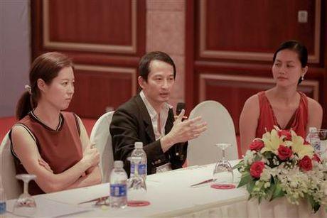 Minh tinh Han Quoc Moon Sori toi Viet Nam day dien xuat - Anh 9