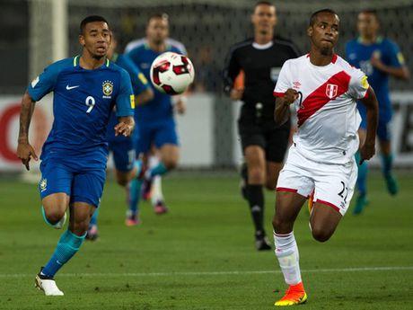 Tan binh cua Man City giup Brazil xay chac ngoi dau - Anh 1