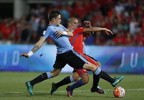 Alexis Sanchez chan thuong van lap cu dup, sap di vao lich su Chile - Anh 2