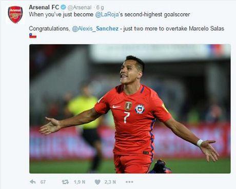 Alexis Sanchez chan thuong van lap cu dup, sap di vao lich su Chile - Anh 3