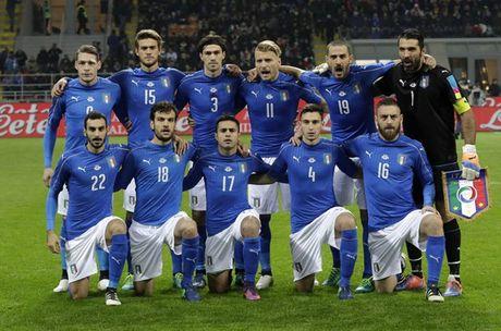 Toan canh man thu hung bat phan thang bai giua Italia va Duc - Anh 1
