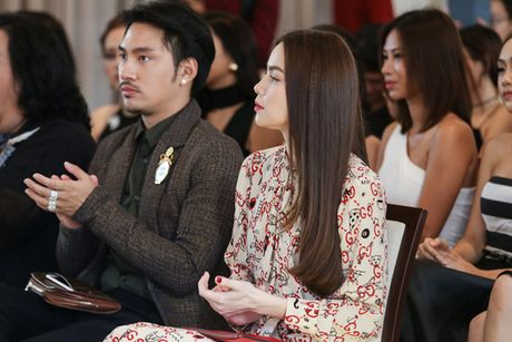 Ho Ngoc Ha mung Lan Khue len chuc CEO cua Elite phia Nam - Anh 3