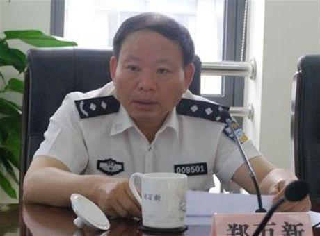 Cap pho cua chau cuu Chu tich Trung Quoc Giang Trach Dan bi bat - Anh 1
