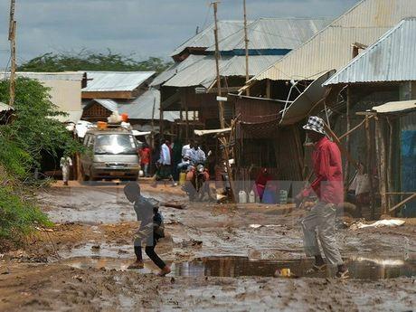 Kenya tam dung dong cua trai ti nan lon nhat the gioi Dadaab - Anh 1