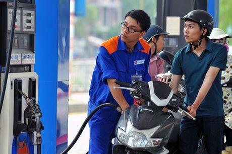 Nhap khoang 2,2 trieu m3, tan xang dau phuc vu Tet Dinh Dau 2017 - Anh 1