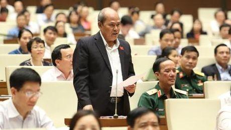 Chat van Bo Noi vu: Sao khong tra loi Trinh Xuan Thanh? - Anh 1