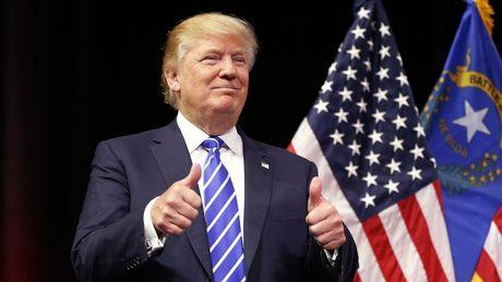 Trump tro thanh Tong thong My dac cu giau nhat ra sao? - Anh 1