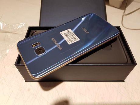 Dap hop Samsung Galaxy S7 Edge mau xanh san ho - Anh 13