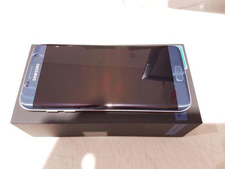 Dap hop Samsung Galaxy S7 Edge mau xanh san ho - Anh 2