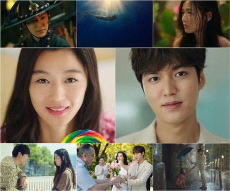 Vua ra mat, phim cua Lee Min Ho da vuot Hau due mat troi - Anh 1
