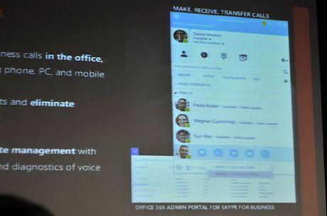 Hoi thao truc tuyen da nang voi Skype for Business - Anh 1