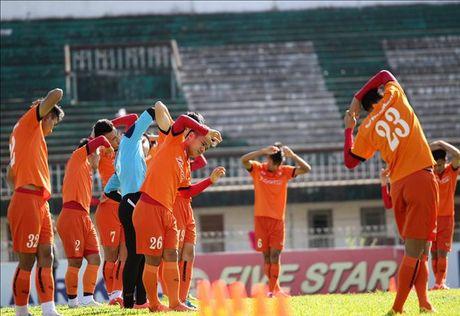 DT Viet Nam cu 'trinh sat' theo doi Thai Lan tai AFF Cup 2016 - Anh 1